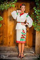 Комплект с украинской вышивкой, фото 1
