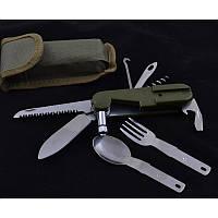 Туристический многофункциональный нож PK061