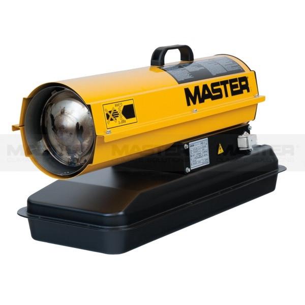 Расширение ассортимента Тепловые пушки MASTER