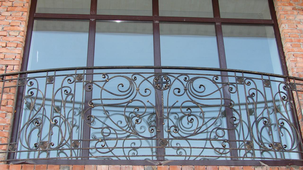 Французский балкон - МиД групп в Запорожье
