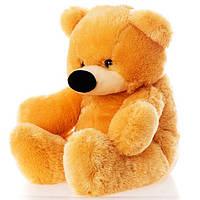 Недорогой мягкий плюшевый медведь 70 см