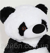 М'яка плюшева панда 135 см, фото 2