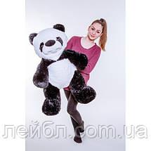 М'яка плюшева панда 135 см, фото 3