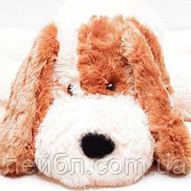 Детская мягкая игрушка собака 55 см, фото 3
