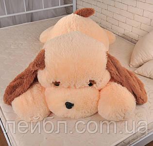 Большая плюшевая игрушка собака 140 см