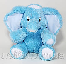 Мягкий слоник недорого 55 см, фото 2