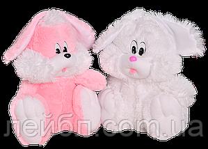 Мягкая игрушка заяц, разные цвета 55 см , фото 2