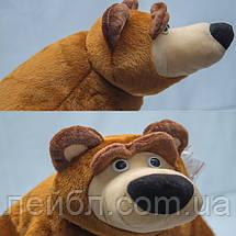 Маша і Ведмідь м'яка іграшка - ведмедик 75 см, фото 3