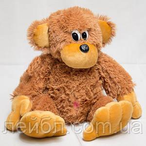 Мавпа - м'яка іграшка велика 75 см