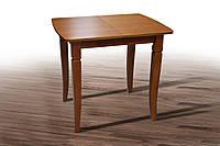 Стол обеденный раскладной Линда коньяк, фото 1