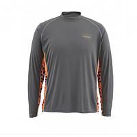 Solarflex Crewneck Deyoung Trout Iron XL блуза Simms