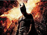 Друк їстівного фото - Формат А4 - Вафельна папір - Бетмен №1