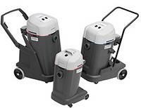 Профессиональные пылесосы Nilfisk VL500-35 для сухой и влажной уборки делают ежедневную работу легкой, быстрой и безопасной!