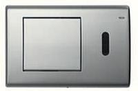Панель смыва ТЕСЕplanus c инф.датчиком, сатин, фото 1