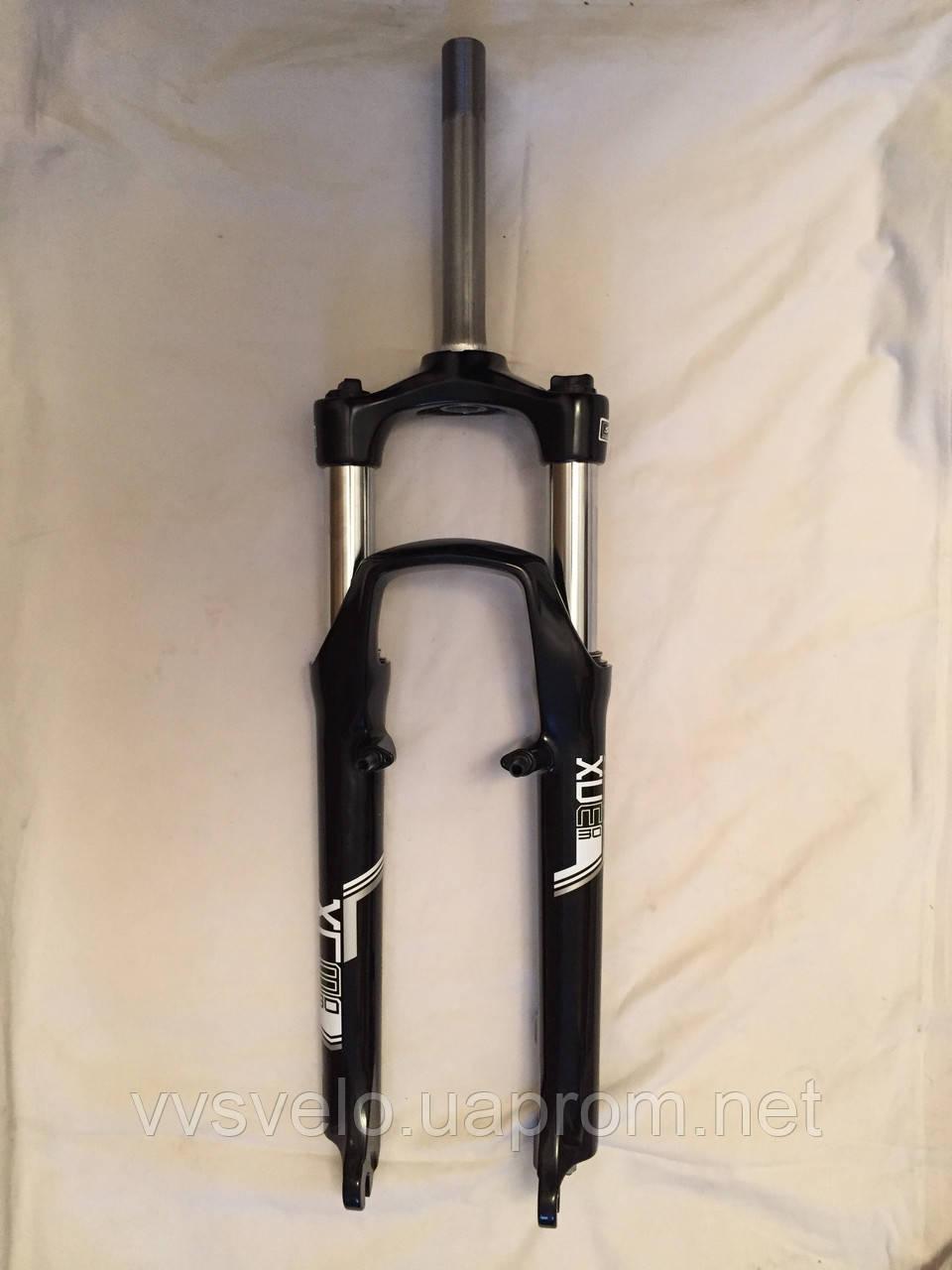 Велосипедная Вилка  Suntour SF-15-XCM-P-26-100 с резьбой 25,4 черная