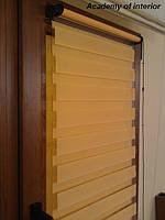 Рулонные шторы тканевые открытого типа