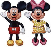 В продаже появились ходячие шары Микки - Маус и Мини - Маус. Размер фигур 96 см. х 132 см. Цена 300 грн.