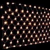 Светодиодная сетка NET LIGHT желтая