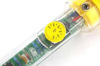 Электрический паяльник с регулятором температуры 50Вт, евровилка, блистер