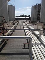 Изготовление и монтаж межцеховых трубопроводов