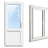 Металлопластиковые окна, витражи