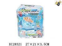 Интерактивная рыбка Robo Fish 1202A (2 шт в упаковке)