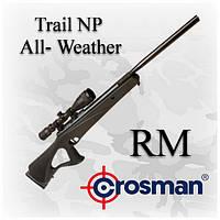 Crosman Trail NP All-Weather RM пневматическая винтовка с газовой пружиной с ПО 3-9х32