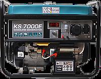 Бензиновый Генератор Könner & Söhnen KS 7000E