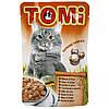 TOMi goose liver ГУСЬ ПЕЧЕНЬ консервы для кошек, влажный корм, пауч
