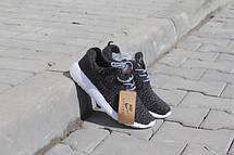 Adidas Yeezy Boost ,текстиль серые, фото 2