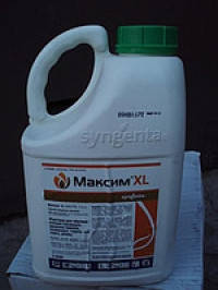 Максим XL 035 FSПрепарат системної та контактно-проникаючої дії для боротьби з ґрунтовими інфекціями та хвороб