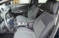 Чехлы на сиденья Форд Мондео 4 (чехлы из экокожи Ford Mondeo 4 стиль Premium)