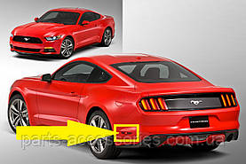 Ford Mustang 2015-16 левый задний габарит в бампер новый оригинал