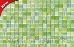 Пластиковоя панель Мозаика изумрудная