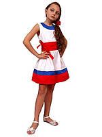 Платье   нарядное детское мемори М -949  рост 128, фото 1