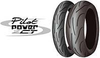 Мотошины Michelin Pilot Power 2CT 160/60R17 69W (Моторезина 160 60 17, мото шины r17 160 60)