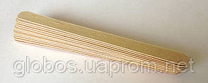 Пилочка на деревянной основе 12шт GLOBOS LZ165, фото 3