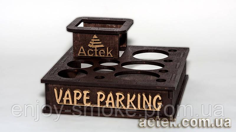 Подставка-органайзер Vape Parking - Всеукраинская сеть Enjoy Smoke Vape Shop в Харькове
