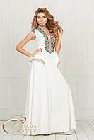 Сучасна сукня з вишивкою, фото 1