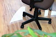 Коврик под офисное кресло 100 x125 Кристально чистый