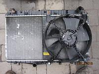 Радиатор Chevrolet Lacetti 1.6 механика