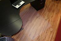 Коврик под офисное кресло 100x140 Молочный