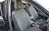 Чехлы на сиденья Форд Куга 2 (чехлы из экокожи Ford Kuga 2 стиль Premium), фото 1