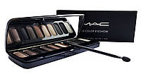 Тени Mac 10-Color Eyeshadow 20g.