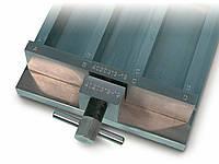 Форма балочки трехсекционная E103 (40x40x160 мм)