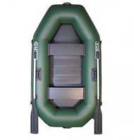 Двухместная надувная гребная лодка ΩMega 220 , фото 1