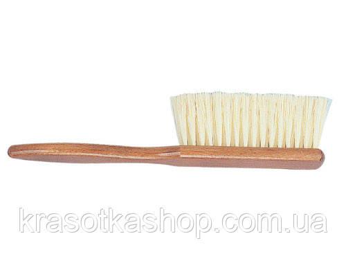 Сметка для волос,Eurostil деревянная