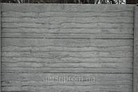Евро бетонный забор 3