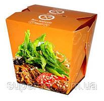 Упаковка для локшини/рису/салату на 750 мл/ 500 г, Лапша