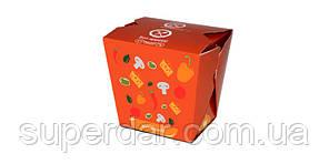 Упаковка для локшини/рису/салату на 750 мл/ 500 г, Bon appetit